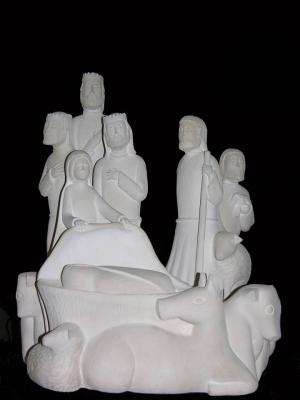 Olivier Scieur - Sculpture et taille de pierre