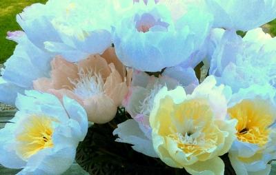 Anita Matell, flower maker