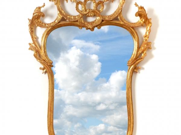 18th century italian gilt frame - Julian Stanley