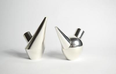 Ismael Conder Ruiz - Silverware - Pajaritos
