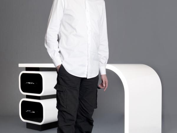 Julien Lachaud ébéniste créateur - Le bureau contraste