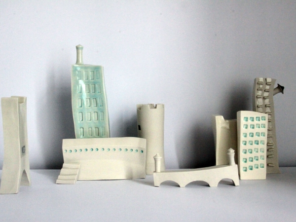 Shaeuptli newcity - Ceramic Studio