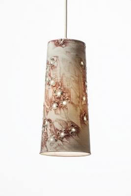 Hanne Bertelsen - Unika lampe