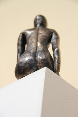 Jutta Hedwig Schöffl - Bronze sculpture