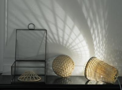 Small lamp on chimney -  Esmé Hofman