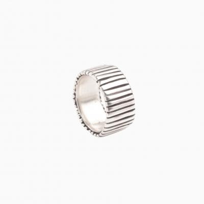 Straight wire ring - Edin Silvia