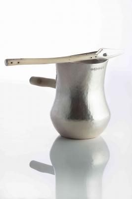 Pipkin jug - The Silver Duck
