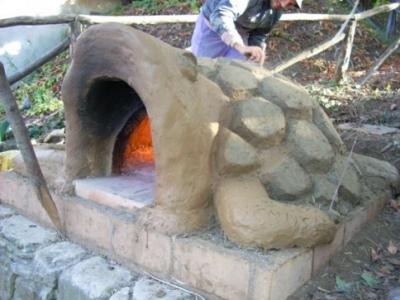 Andrea Magnolini - Tarta forno davanti sito