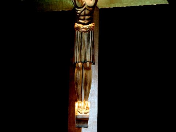 Marie Trombetta - Christ en croix