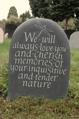 11 pebble memorial