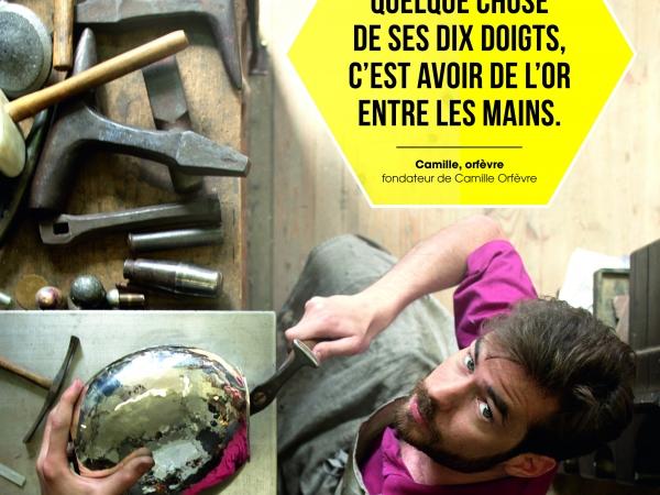 L artisanat orfevre