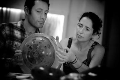 Charlie Machpheson and Amanda Notarianni - Vogel porzellan