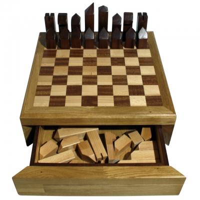Vito Salerno - scacchiera