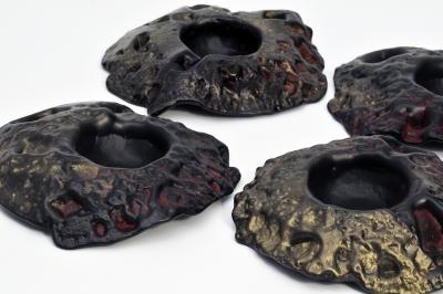 Luesmavega plate for pacoperez miramar meteorito