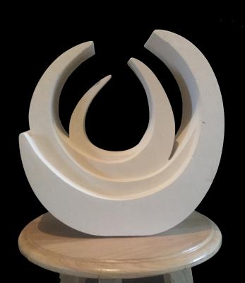 Lotus - Olivier Scieur - Sculpture et taille de pierre