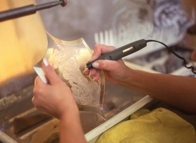engraving - HADAS Pracownia Witrazy