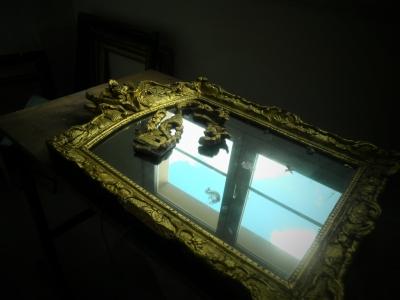 Marie Trombetta - Miroir