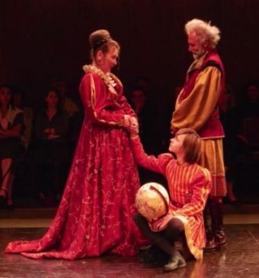 Myriam berry hoornaert theatre conte d hiver