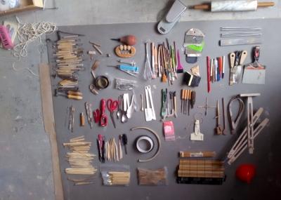 Tools Knolling - Nicolas Contreras