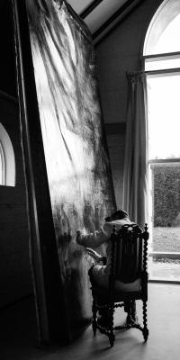 Frederik cnockaert restoring old art masterpiece