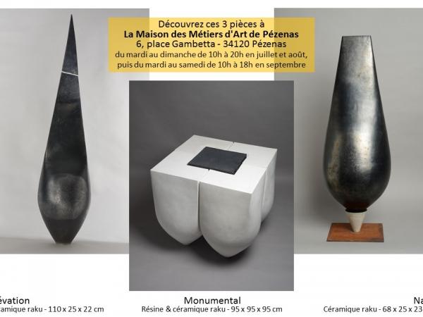 Tien Wen - Cramique com