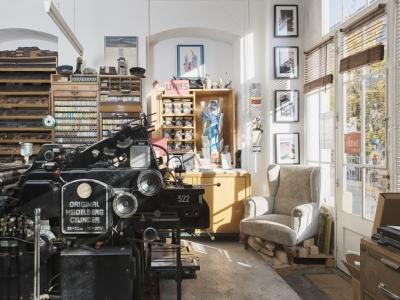 Atelier Typo de la Cité