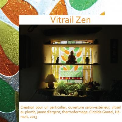 Vitrail zen