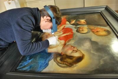Rubens constat la grandiere en cours photo a gilet 2013