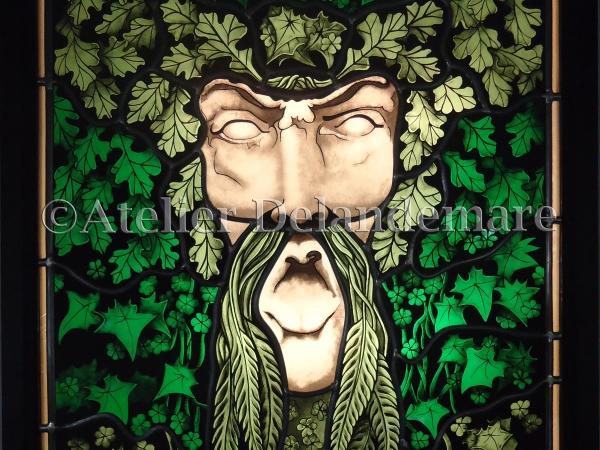 Homme vert1