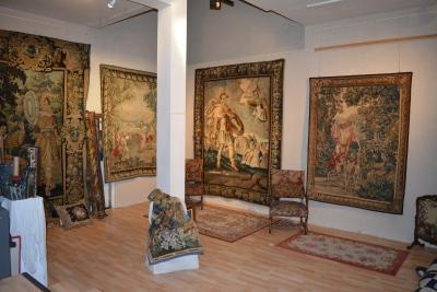 Galerie divers oeuvres hillaire lurcat x 2 fumeron 5