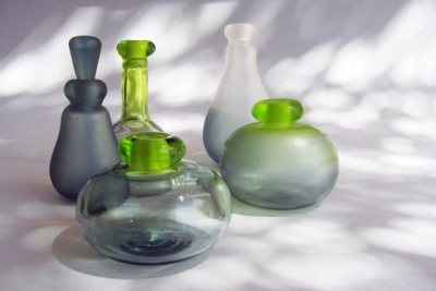 Botellas sopladas