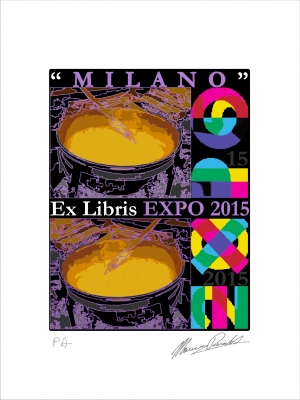 1a calore exlibris milano expo 2015