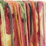 Lana para fabricar alfombra de nudo