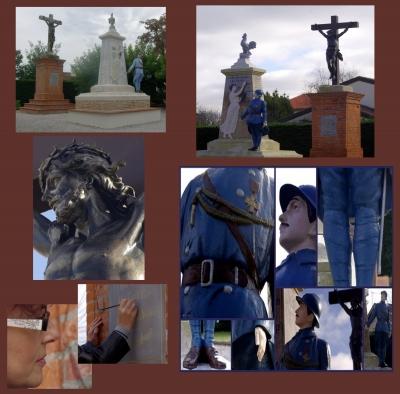 Monument aux morts ste foy
