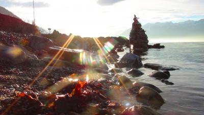 Invisible tibetaine lever de soleil 7