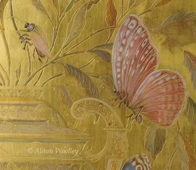 Farfalle grande detail