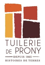 Logo tuilerie prony 12 5x18
