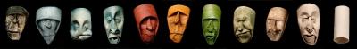 Bande masques