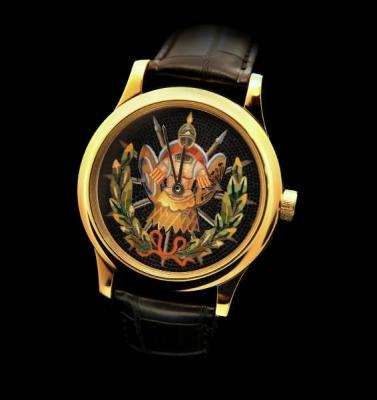 Orologio trofeo romano 1