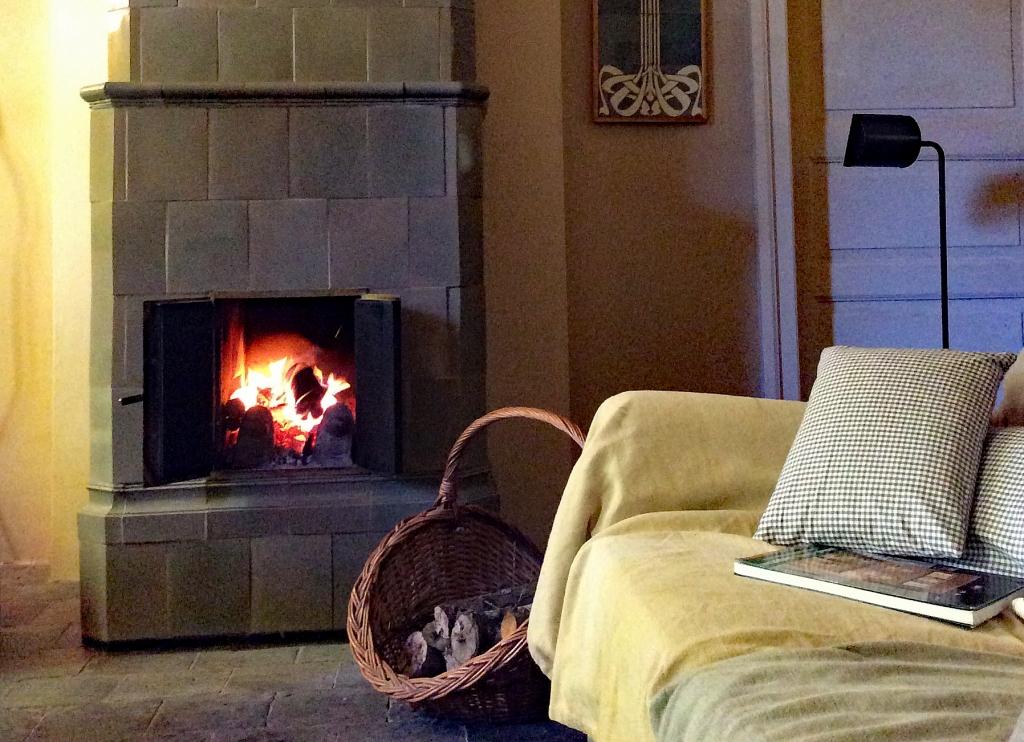 Christian van parys wood stove