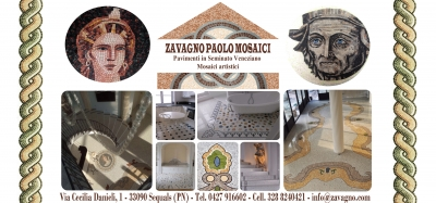 zavagno Paolo Mosaici 1
