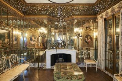 Services Culturels de l'Ambassade de France à New-York, restauration de la Venetian Room édifiée par Stanford White (2018)