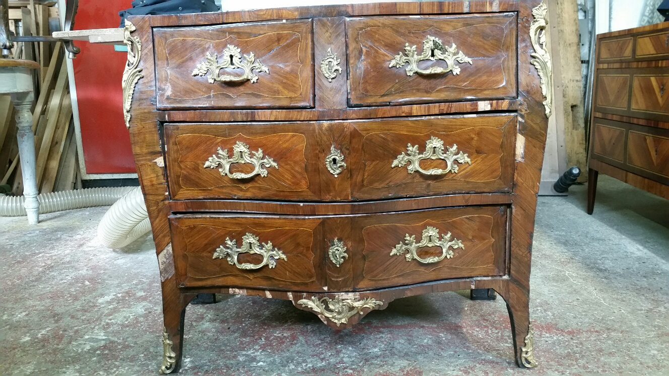 Commode Ancienne A Restaurer david quoidbach - furniture restorer - mad'in europe
