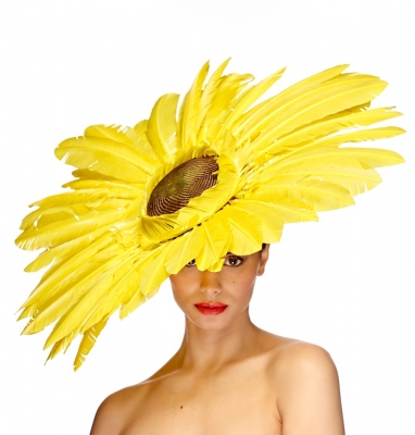 Chapeau tournesol
