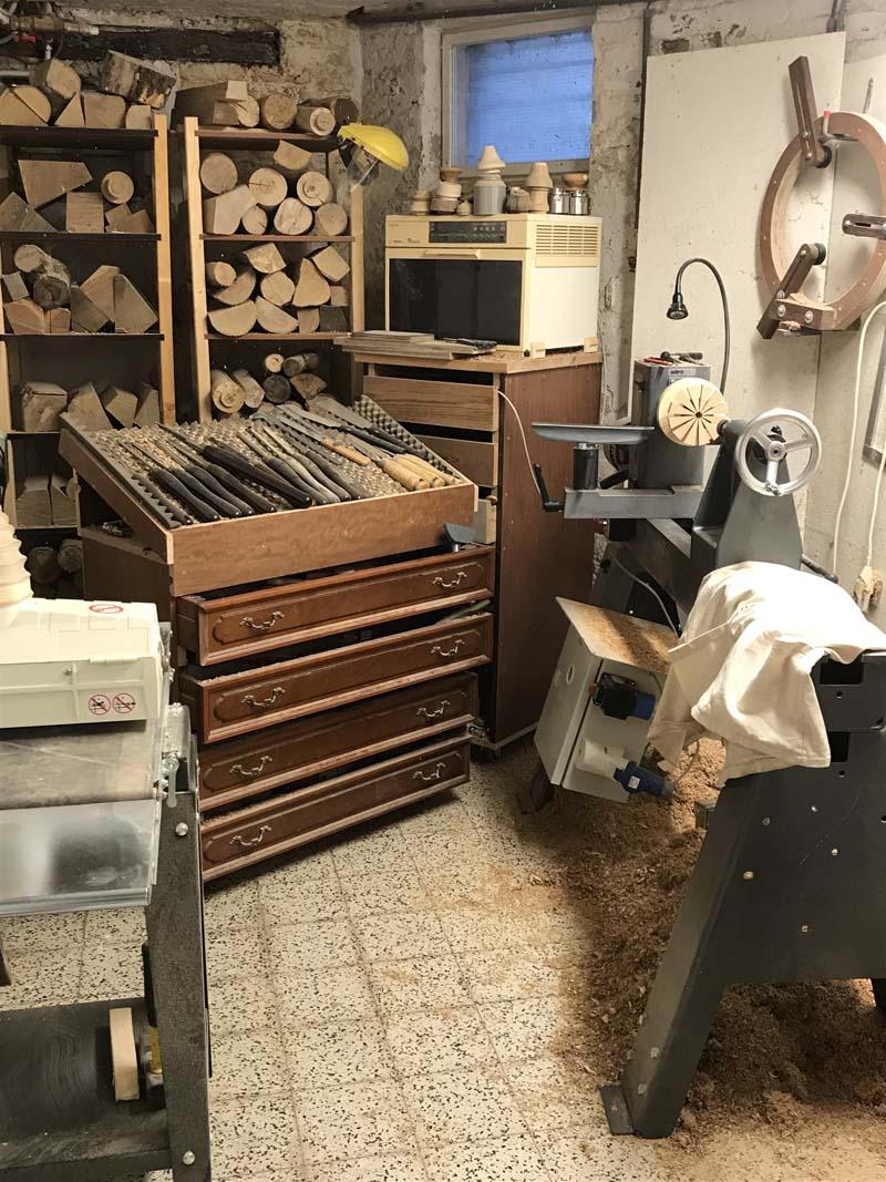Ebeniste Mont De Marsan yves pierart - cabinet maker - mad'in europe