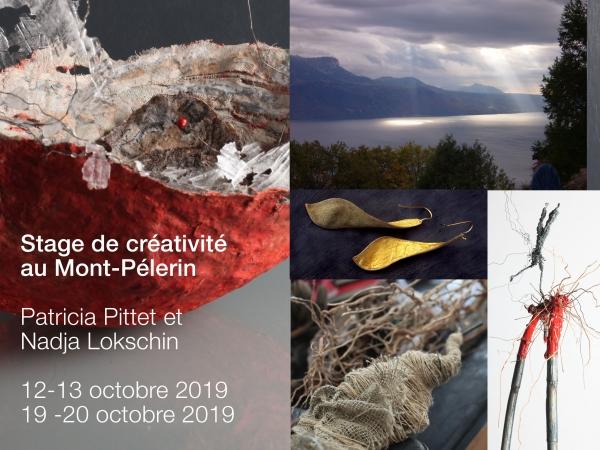 Stage de créativité au Mont-Pèlerin