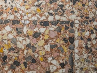 Restoration of an antique flooring, private Villa (Bassano del Grappa, Italy)