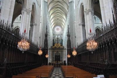 Amiens, Cathédrale Notre-Dame, 2018