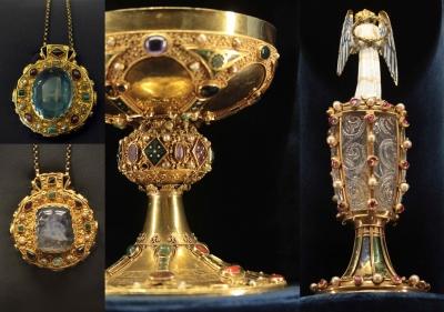 Restauration objets d'art, Palais du Tau