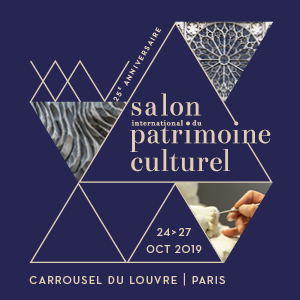 Salon International Du Patrimoine Culturel 25e édition « Futur en héritage » PARIS
